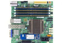 Supermicro A2SDI H TP4F Configured Overview