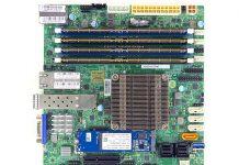 Supermicro A2SDI H TP4F Configured Overview