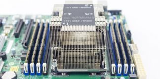 Supermicro X11SPH NCTF Airflow