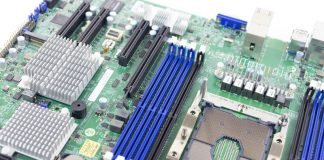 Supermicro X11SPH NCTF Six Plus Two RAM Slots