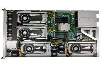 Tyan GA88 B5631 GPU Compute Top With GTX 1080 Ti