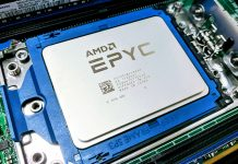 AMD EPYC In Socket And Carrier