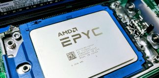 AMD EPYC 7251 In Socket And Carrier