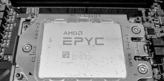 AMD EPYC 7301 In Socket