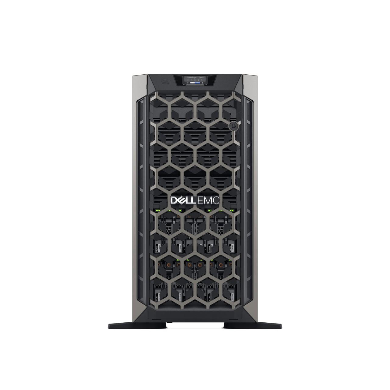 Dell EMC T640 Front