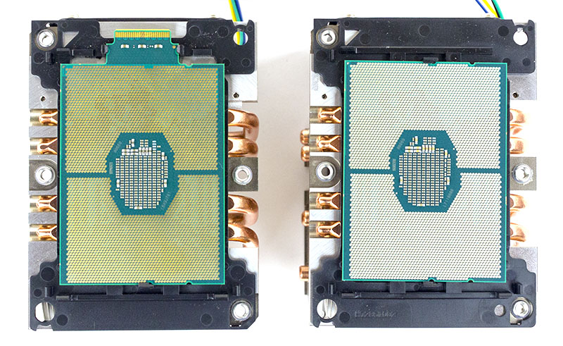 Intel Xeon Scalable Fabric V No Fabric