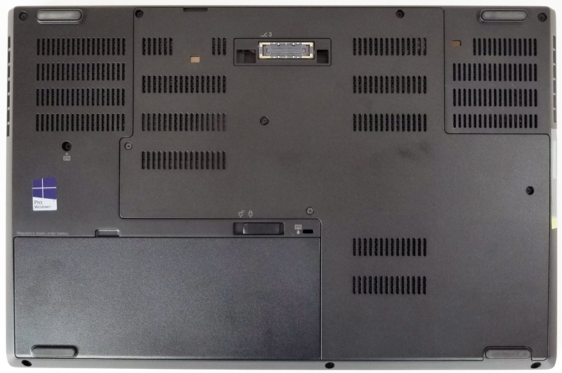 Lenovo ThinkPad P51 Back