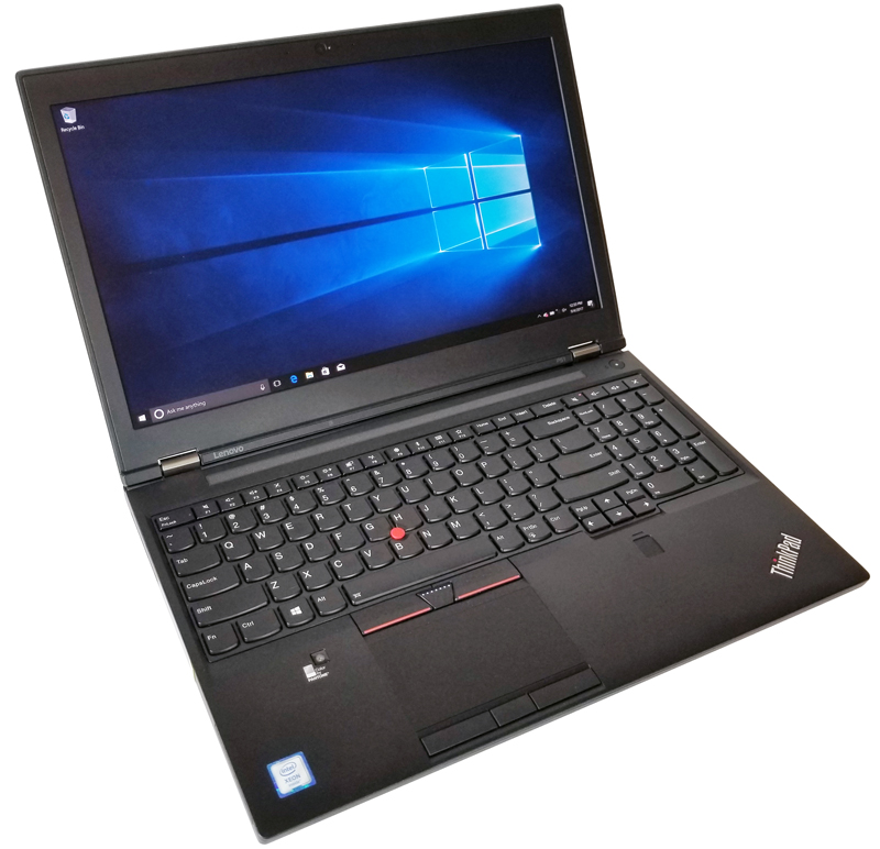 Lenovo ThinkPad P51 Mobile Workstation Review