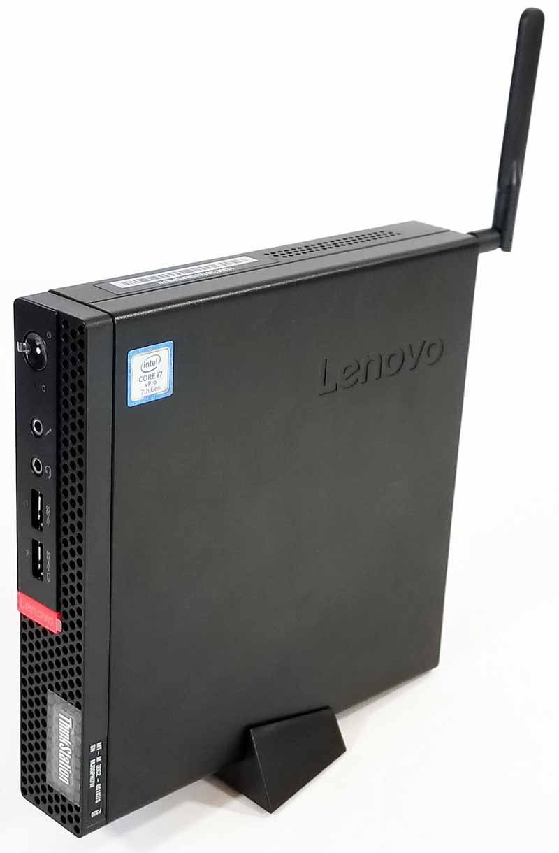 Lenovo ThinkStation P320 Tiny Upright
