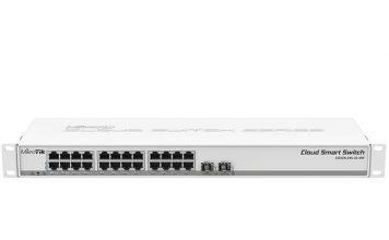 Mikrotik CSS326 24G 2S RM Front