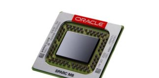 Oracle SPARC M8 Processor