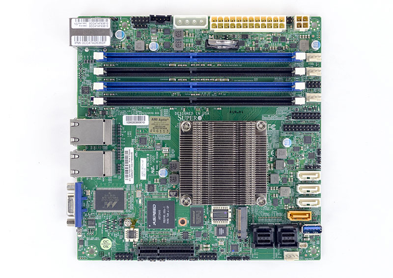 Supermicro A2SDi 16C HLN4F Overview