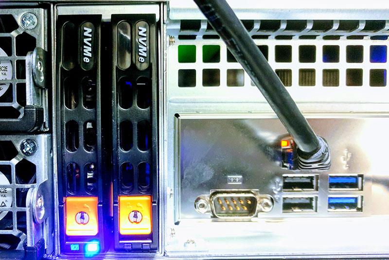 Supermicro SSG 5029P E1CTR12L NVMe Hot Swap