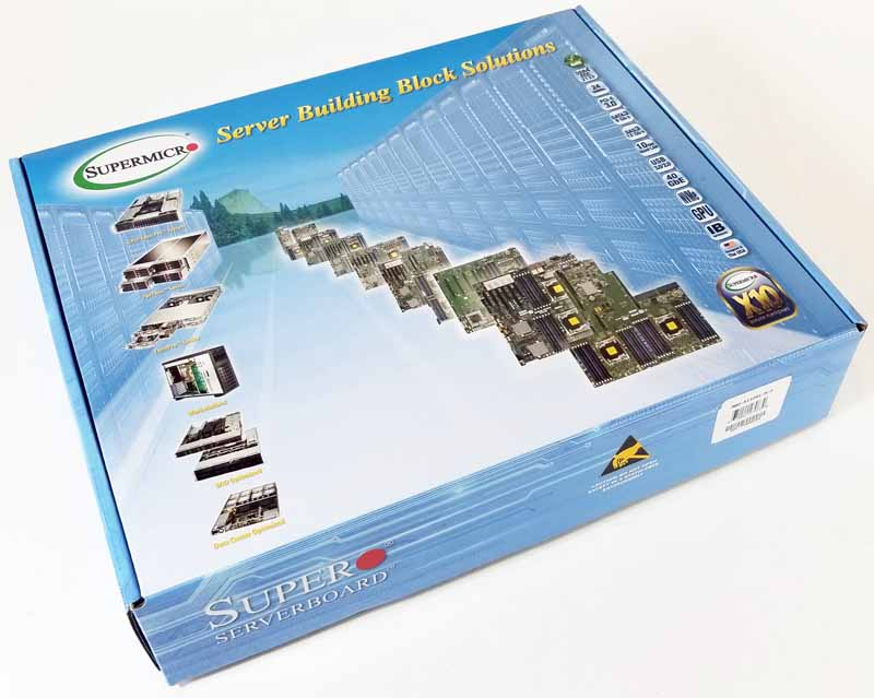Supermicro X11DAi N Retail Box