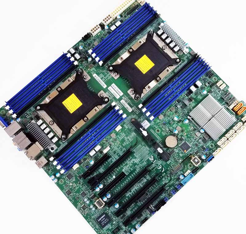 Supermicro X11DAi-N Workstation and Server Motherboard Review