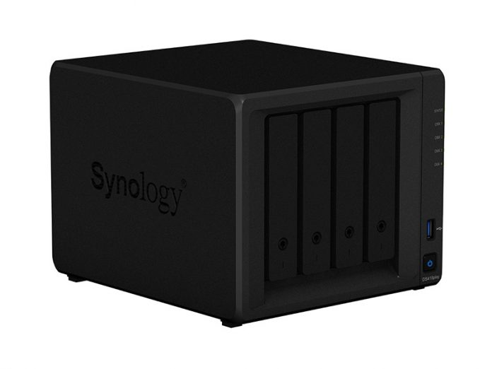 Synology DS418play Three Quarter