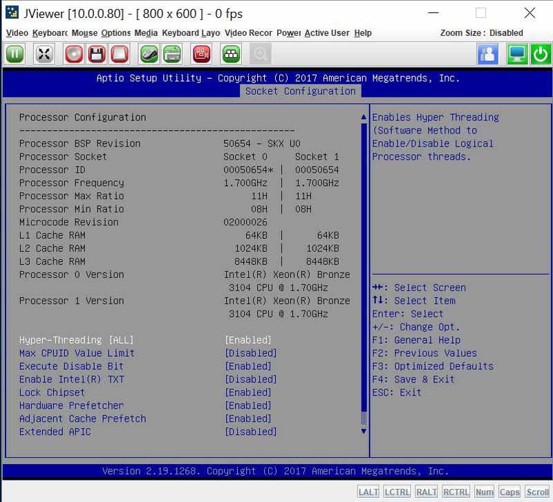 Tyan S7106 BIOS