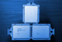 AMD EPYC 7351P And 7351