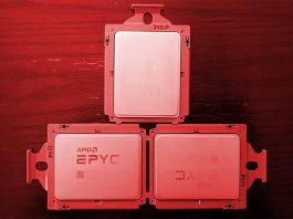 AMD EPYC 7351P And 7351 Chips