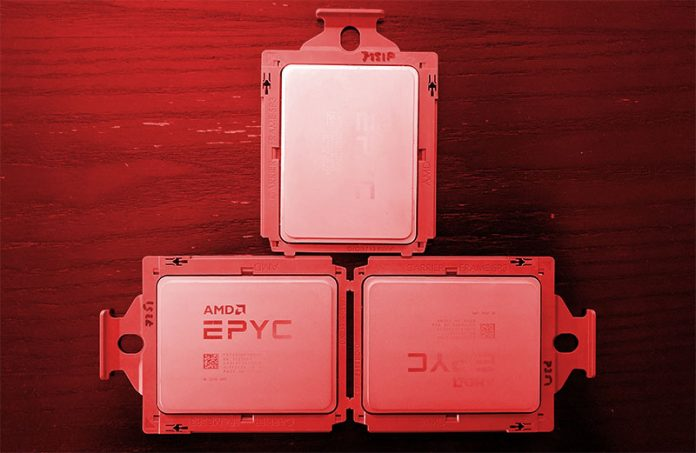 AMD EPYC 7351P And 7351 Chips