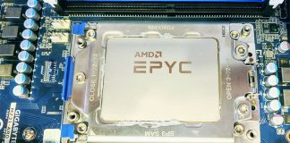 AMD EPYC In Gigabyte Socket