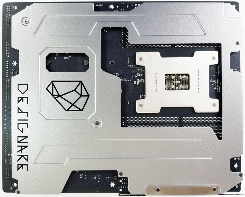 Gigabyte X399 Designare EX Back