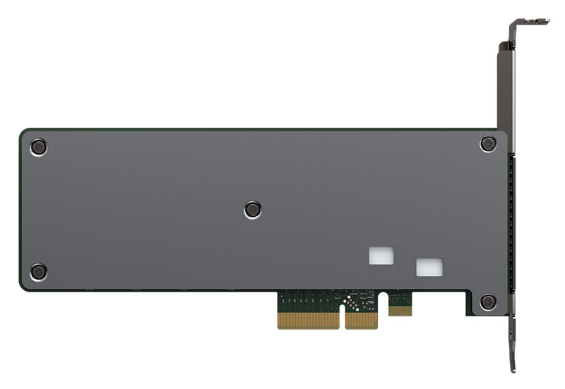 Intel Optane SSD 900P Series AIC Rear W