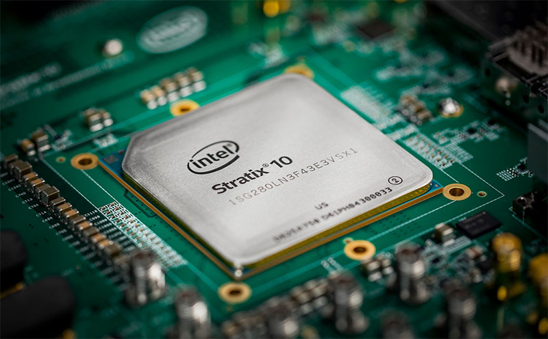 Intel Stratix 10 FPGA Now Shipping with over 10 TFLOPs