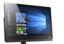 Lenovo ThinkCentre M910z AIO Quarter View