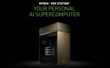 NVIDIA DGX Station Cover