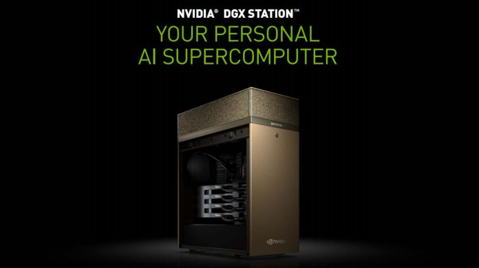 NVIDIA DGX Station Cover