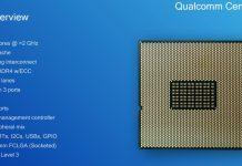 Qualcomm Centriq 2400 Clock Speed And L3 Cache Sizes