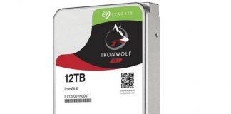 Seagate IronWolf NAS 12TB