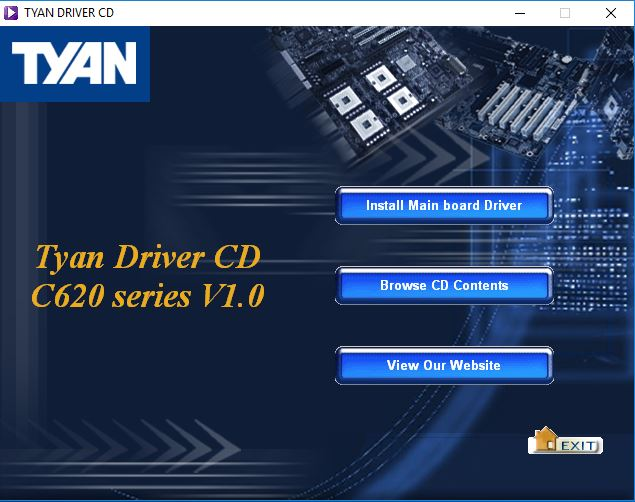Tyan S7100 Driver DVD 1