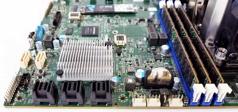 Tyan S7100 Storage Ports