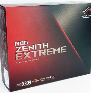 ASUS X399 Zenith Extreme