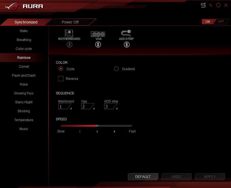 ASUS X399 Zenith Extreme AURA