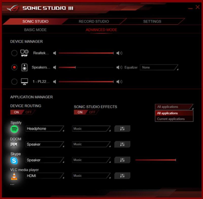 ASUS X399 Zenith Extreme Sonic Studio III