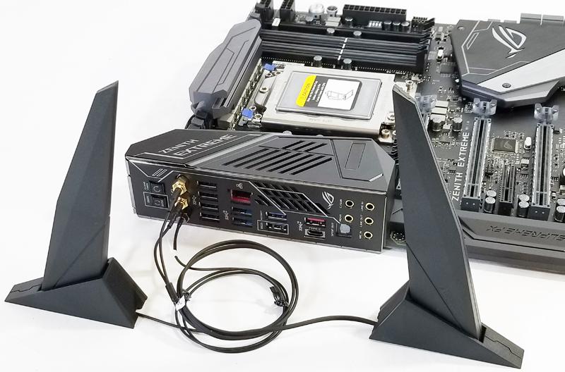ASUS X399 Zenith Extreme WIFI