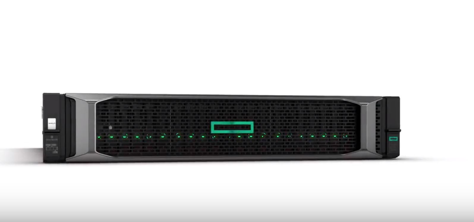 HPE ProLiant DL385 Gen10 Released