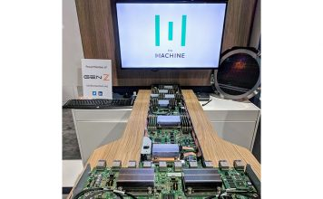 HPE The Machine SC17 Cover