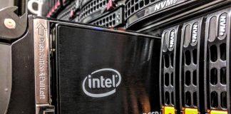 Intel Optane 900p U.2 In Server Hot Swap