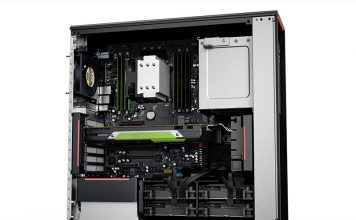 Lenovo ThinkStation P520 Internals