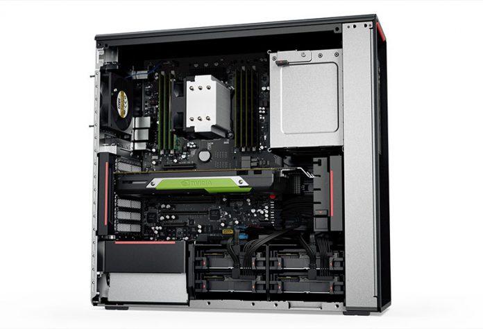 Lenovo ThinkStation P520 Internals
