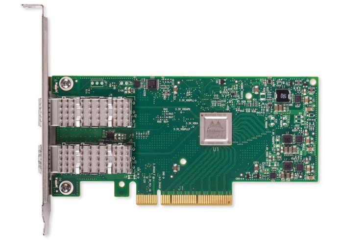 Mellanox ConnectX 4 LX 25GbE
