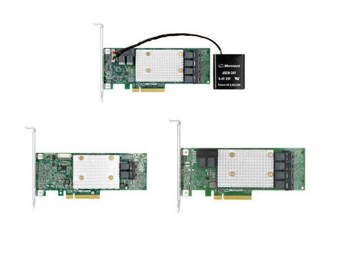 Microsemi Adaptec Smart Adapters