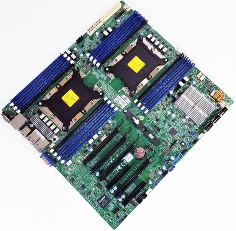 Supermicro X11DPi-N E-ATX Motherboard Review