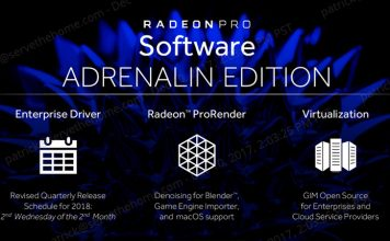 AMD Radeon Pro Driver Adrenalin Edition Overview