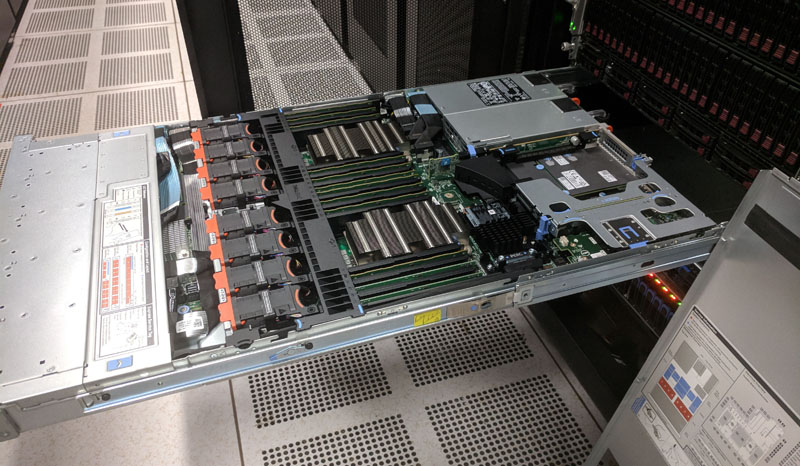 Dell EMC PowerEdge R640 Rails