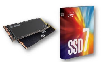 Intel SSD 7 Series Launch